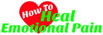 How to heal emotional pain logo e1538885155791